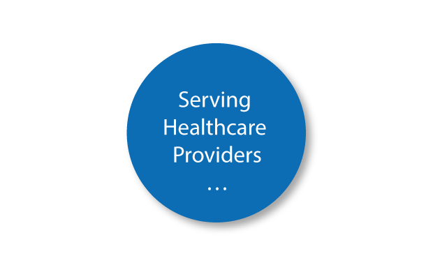 Serving Healthcare Providers