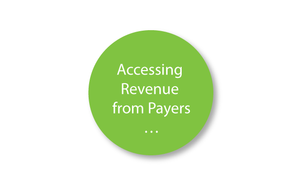 Accessing Revenue from Payers